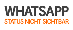 Whatsapp Statusmeldung Nicht Sichtbar Nutzer Bei