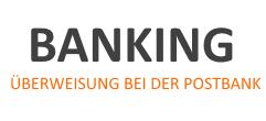 Postbank Online Гјberweisung Dauer
