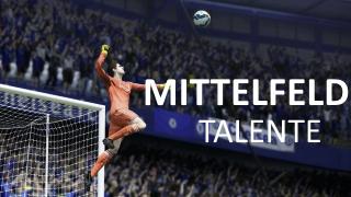 Fifa 16 Mittelfeld Talente Potential Im Zom Zdm Zm Lm Und Rm