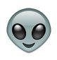 alien emoji - whatsapp smileys bedeutung