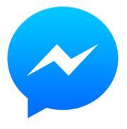 facebook messenger symbole bedeutung blauer kreis mit haken. Black Bedroom Furniture Sets. Home Design Ideas